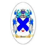 Boner Sticker (Oval 10 pk)