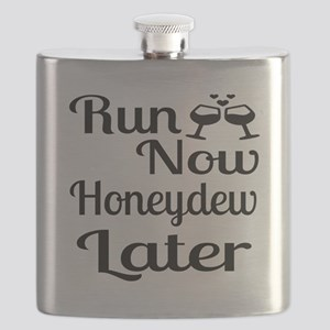 Run Now Honeydew Later Flask