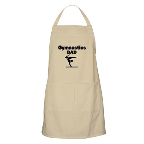 Gymnastics DaD Apron