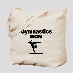 Gymnastics Mom Tote Bag