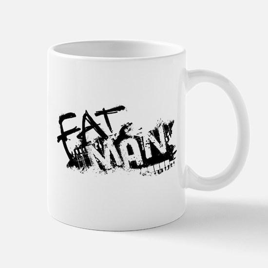 Fat Man Logo Mug
