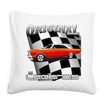 Original Musclecar 1966 Square Canvas Pillow