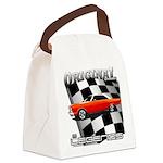 Original Musclecar 1966 Canvas Lunch Bag