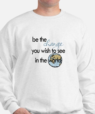 Be the change2 Jumper