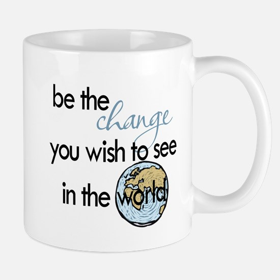 Be the change2 Mug