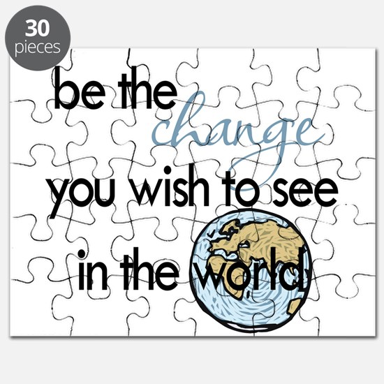 Be the change2 Puzzle