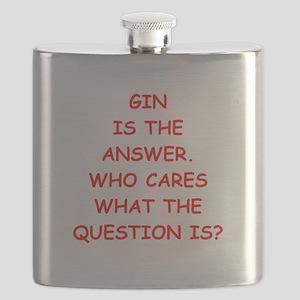 gin Flask