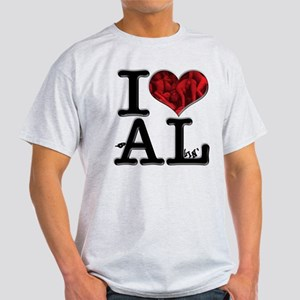 I Love bAL-lin Light T-Shirt