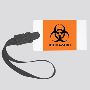 biohazard Luggage Tag