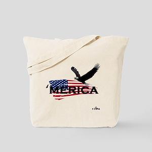 Merican Tote Bag