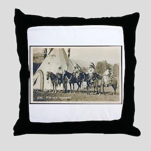 The Original Border Patrol Throw Pillow