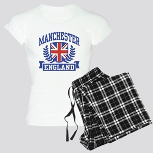 Manchester England Women's Light Pajamas