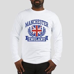 Manchester England Long Sleeve T-Shirt