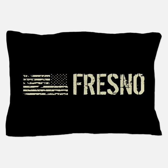Black Flag: Fresno Pillow Case
