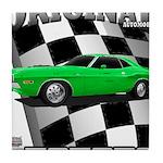 Musclecar 1970 Top 100 Tile Coaster