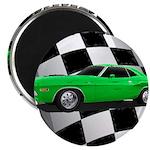 Musclecar 1970 Top 100 Magnet