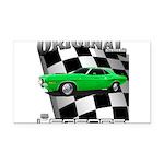 Musclecar 1970 Top 100 Rectangle Car Magnet