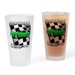Musclecar 1970 Top 100 Drinking Glass