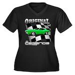 Musclecar 1970 Top 100 Plus Size T-Shirt