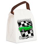 Musclecar 1970 Top 100 Canvas Lunch Bag
