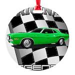 Musclecar 1970 Top 100 Ornament