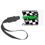 Musclecar 1970 Top 100 Luggage Tag