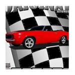 Musclecar 1969 Top 100 Tile Coaster