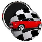 Musclecar 1969 Top 100 Magnet
