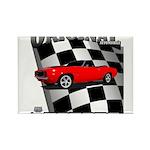 Musclecar 1969 Top 100 Rectangle Magnet (100 pack)