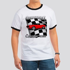 Musclecar 1969 Top 100 T-Shirt
