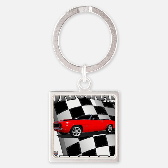 Musclecar 1969 Top 100 Keychains