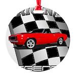 Musclecar 1969 Top 100 Ornament