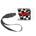 Musclecar 1969 Top 100 Luggage Tag