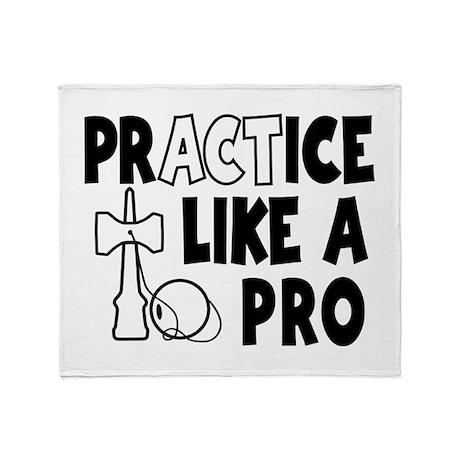 PRACTICE Throw Blanket