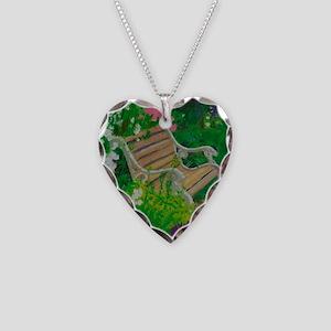 n board) - Necklace Heart Charm