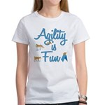 Agility is Fun Women's T-Shirt