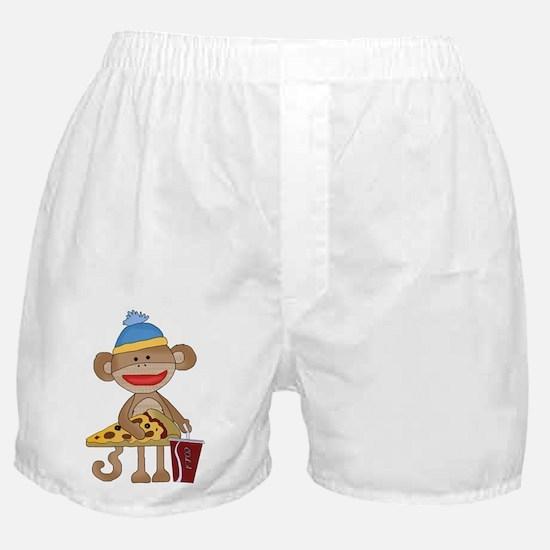 Unique Pizza Boxer Shorts