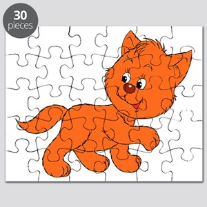 Funny Kitten - Puzzle