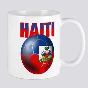 Haitian Football Mug