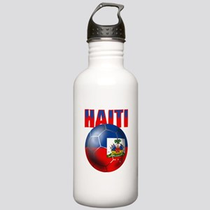 Haitian Football Stainless Water Bottle 1.0L