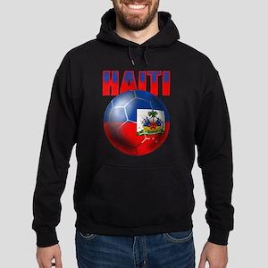 Haitian Football Hoodie (dark)