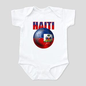 Haitian Football Infant Bodysuit