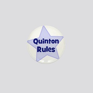 Quinton Rules Mini Button