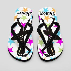DANCER STAR Flip Flops
