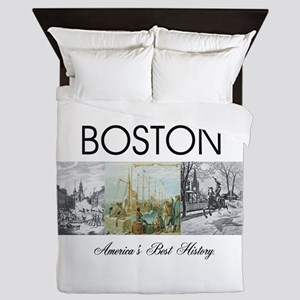 ABH Boston Queen Duvet