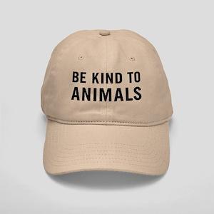 Be Kind Animals Cap