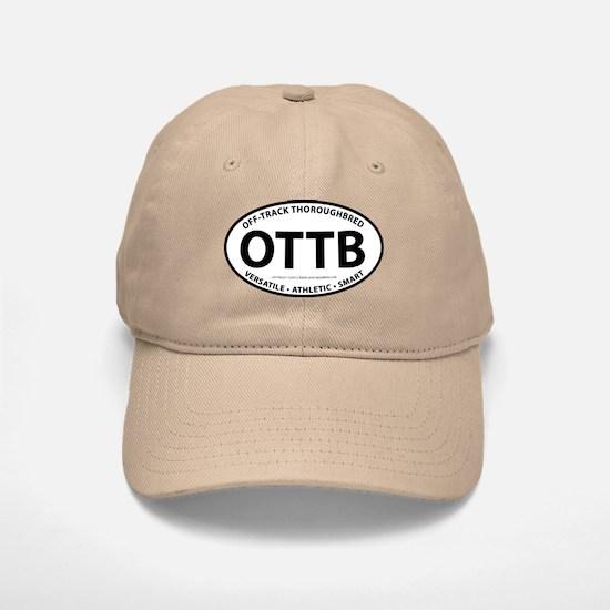 OTTB Baseball Baseball Cap