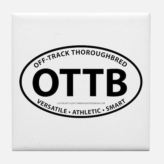 OTTB Tile Coaster