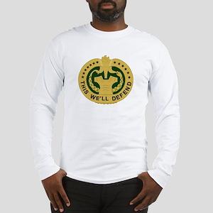 Drill Sergeant Long Sleeve T-Shirt