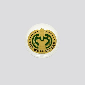 Drill Sergeant Mini Button